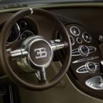 Bugatti Veyron Grand Sport Vitesse Jean Bugatti 2013 руль фото