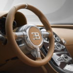Bugatti Veyron Grand Sport Vitesse Rembrandt Bugatti 2014 руль фото 3