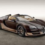 Bugatti Veyron Grand Sport Vitesse Rembrandt Bugatti 2014 фото 8