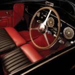 Bugatti Type 101 Coupe 1951 руль фото