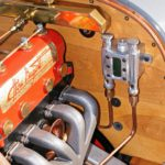 Bugatti Type 13 двигатель фото 1