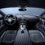Bugatti Veyron 16.4 Super Sport 2010 салон фото