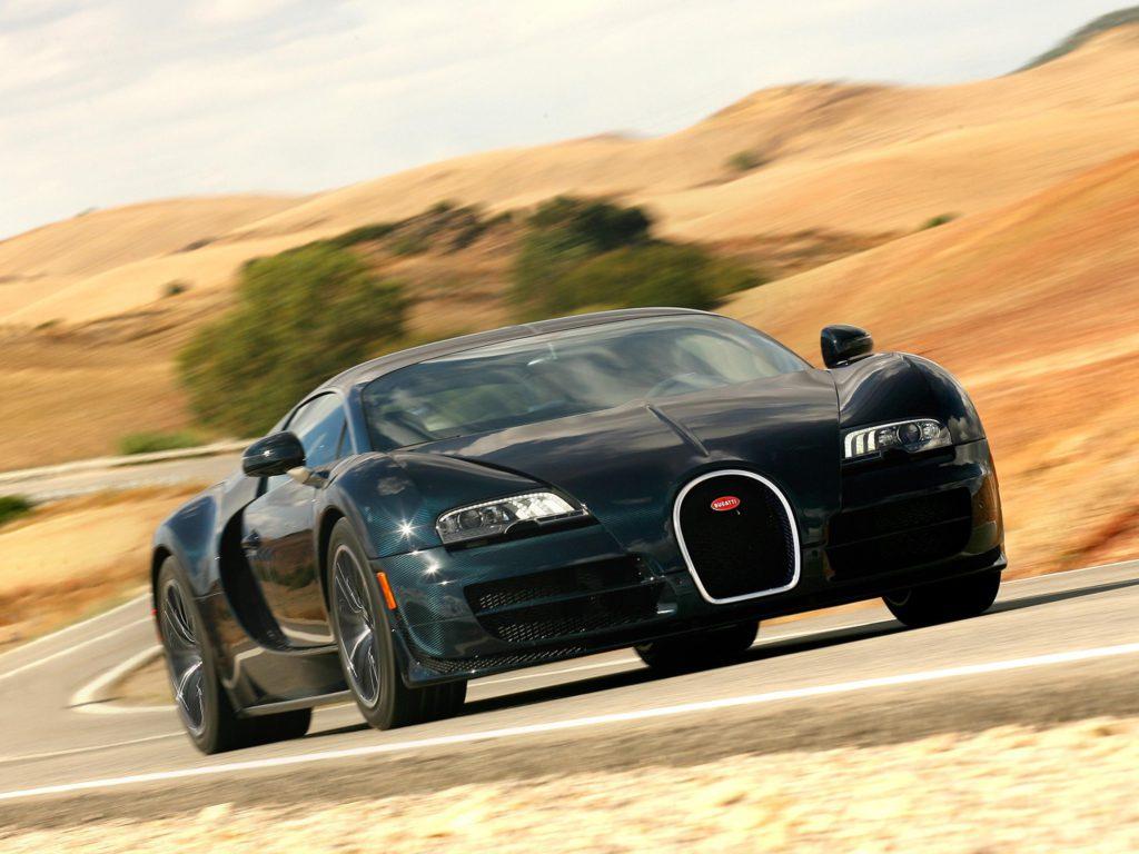 Bugatti Veyron 16.4 Super Sport North America 2010 фото 4