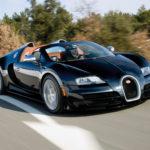 Bugatti Veyron Grand Sport Roadster Vitesse North America 2012–15 фото 1