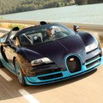 Bugatti Veyron Grand Sport Roadster Vitesse North America 2012–15 фото 6