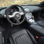 Bugatti Veyron Grand Sport Roadster Vitesse North America 2012–15 интерьер фото 9