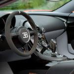 Bugatti Veyron Grand Sport Roadster Vitesse North America 2012–15 интерьер фото 12