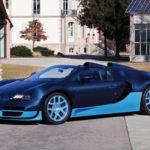 Bugatti Veyron Grand Sport Vitesse 2012 - 2015 фото 3