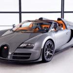 Bugatti Veyron Grand Sport Vitesse 2012 - 2015 фото 5
