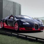 Bugatti Veyron Grand Sport Vitesse 2012 - 2015 фото 10
