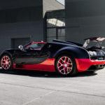 Bugatti Veyron Grand Sport Vitesse 2012 - 2015 фото 12