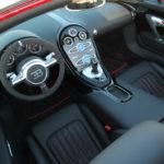 Bugatti Veyron Grand Sport Vitesse 2012 - 2015 интерьер фото 18