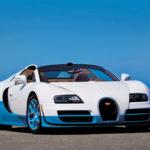 Bugatti Veyron Grand Sport Vitesse Le Ciel Californien 2013 фото 1