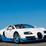 Bugatti Veyron Grand Sport Vitesse Le Ciel Californien 2013 фото 2