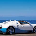 Bugatti Veyron Grand Sport Vitesse Le Ciel Californien 2013 фото 4