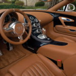 Bugatti Veyron Grand Sport Vitesse Le Ciel Californien 2013 салон фото 7