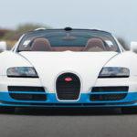 Bugatti Veyron Grand Sport Vitesse Le Ciel Californien 2013 фото 10