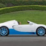 Bugatti Veyron Grand Sport Vitesse Le Ciel Californien 2013 фото 11