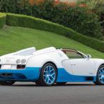 Bugatti Veyron Grand Sport Vitesse Le Ciel Californien 2013 фото 12