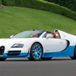 Bugatti Veyron Grand Sport Vitesse Le Ciel Californien 2013 фото 13