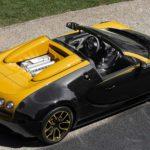Bugatti Veyron Grand Sport Vitesse One of One 2014 фото 3