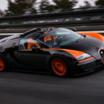 Bugatti Veyron Grand Sport Vitesse World Record Car Edition 2013 фото 1