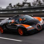 Bugatti Veyron Grand Sport Vitesse World Record Car Edition 2013 фото 2