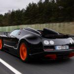 Bugatti Veyron Grand Sport Vitesse World Record Car Edition 2013 фото 4
