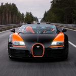 Bugatti Veyron Grand Sport Vitesse World Record Car Edition 2013 фото 6