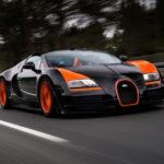 Bugatti Veyron Grand Sport Vitesse World Record Car Edition 2013 фото 7