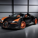 Bugatti Veyron Grand Sport Vitesse World Record Car Edition 2013 фото 14