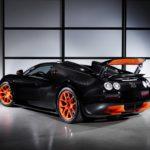 Bugatti Veyron Grand Sport Vitesse World Record Car Edition 2013 фото 16