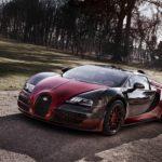 Bugatti Veyron Grand Sport Vitesse La Finale фото 6