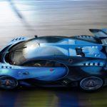 Bugatti Gran Turismo Vision фото 1