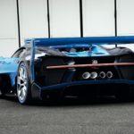 Bugatti Gran Turismo Vision фото 3