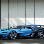 Bugatti Gran Turismo Vision фото 4