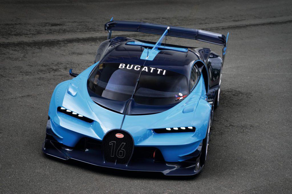 Bugatti Gran Turismo Vision фото 6