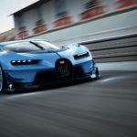 Bugatti Gran Turismo Vision фото 10
