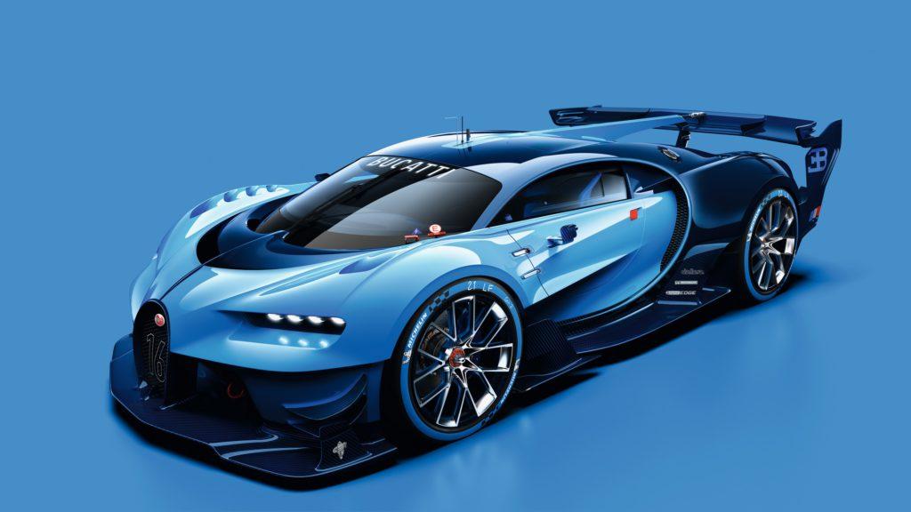Bugatti Gran Turismo Vision фото 21