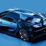 Bugatti Gran Turismo Vision фото 26